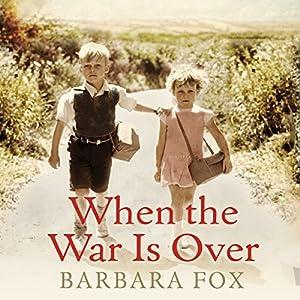 When the War Is Over Audiobook