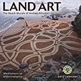 Land Art 2017 Calendar: The Beach Murals of Andres Amador...