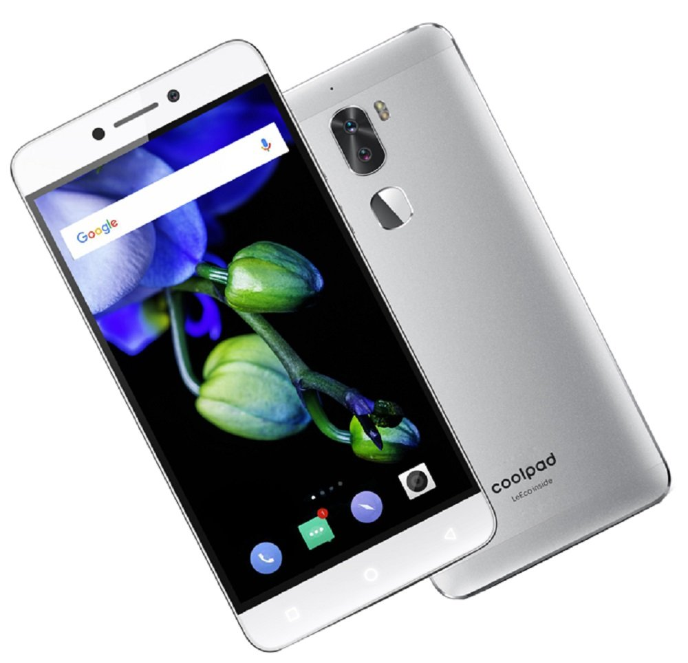 Coolpad Cool 1 (Silver, 4GB) By Amazon @ Rs.13,999