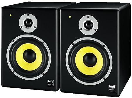 Monacor sound-65/sw enceintes actives 250680