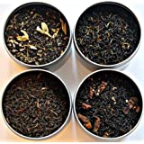 Heavenly Tea Leaves Tea Sampler, Black Tea, 4 Count