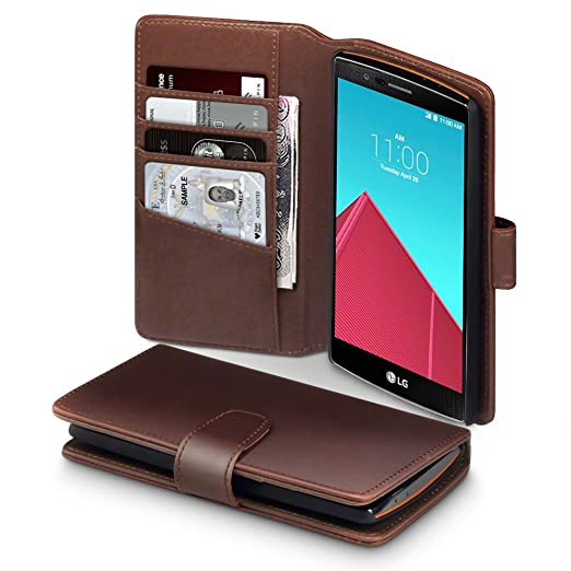 Wallet Case with Card Slots for LG G4