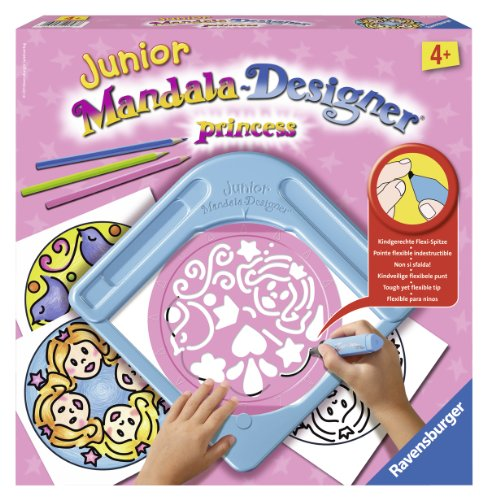 Ravensburger Junior Mandala-Designer Princess