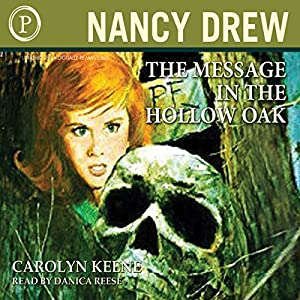 The Message in The Hollow Oak Audiobook