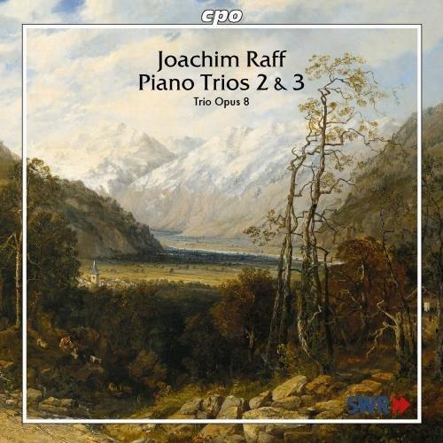 Opus - Raff: Piano Trios 2 & 3 - Zortam Music
