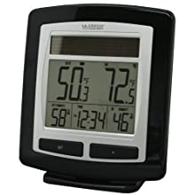 La Crosse Technology WS-6010U-IT Solar Temperature &amp; Humidity Station