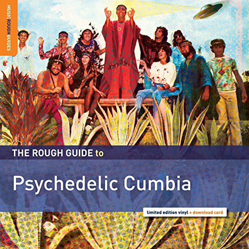 ROUGH GUIDE TO PSYCHEDELIC CUMBIA / VARIOUS (DLCD)
