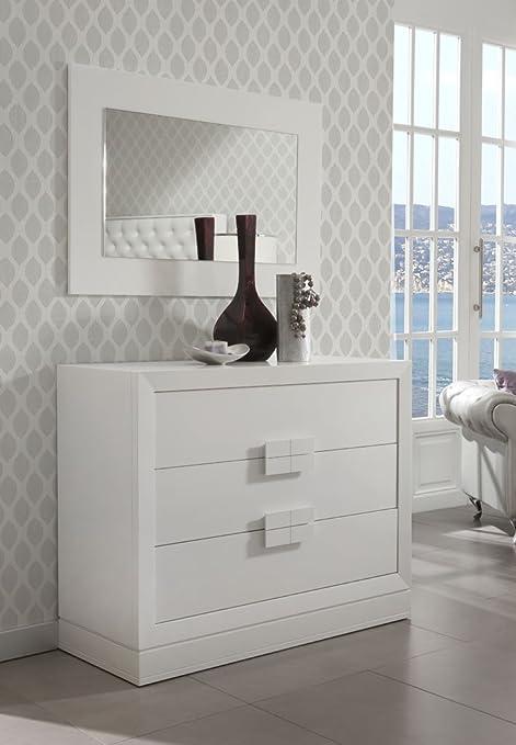 Moderne Kommoden aus Holz : Kollektion NEXUS 112x88,5x45cms.