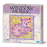 Easy-to-do - Stick It Easy Window Mosaic - CAT