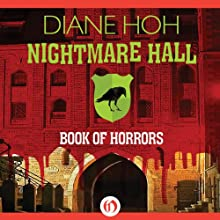 Book of Horrors (       UNABRIDGED) by Diane Hoh Narrated by Tara Sands