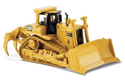 Norscot - 55209 - Tracteur à chaînes CAT D9T 1:87