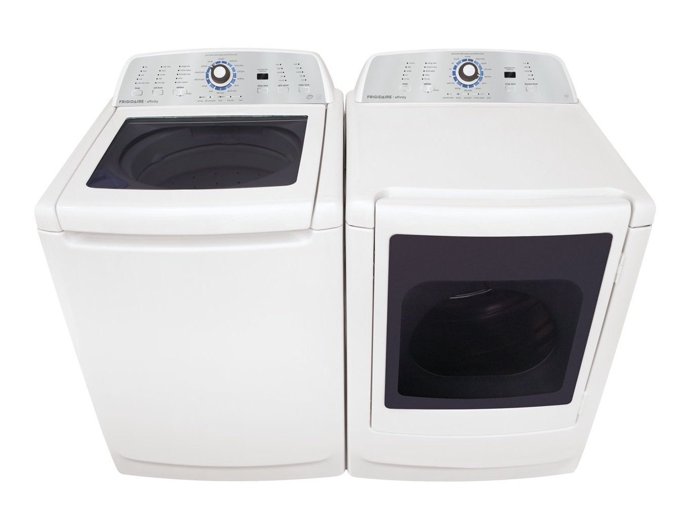 Frigidaire Top Load Washer & Electric Dryer Laundry Set FAHE4044MW_FARE4044MW