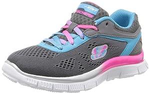 Skechers Appeal Whimzies, Chaussures de sports en salle fille   l'examen des produits de plus amples informations