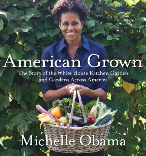 61ws1JtbKOL Michelle Obama releases new book about the White House Kitchen Garden