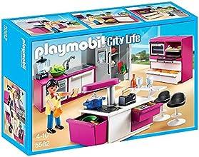 Modern Designer Kitchen City Life - Play Set by Playmobil 5582