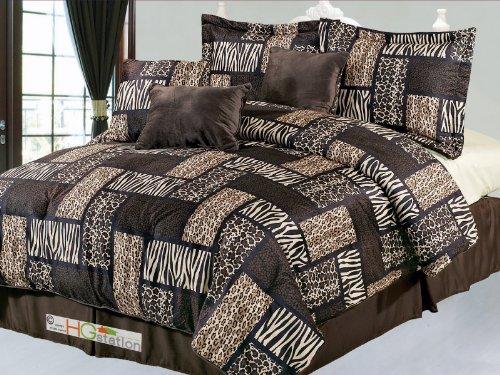 Faux Fur Comforter King front-717680