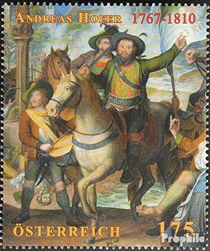 austria-2856-completaedicion-2010-muerte-andreas-hofer-sellos-para-los-coleccionistas
