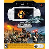 Sony PSP Star Wars Battlefront Renegade Squadron Entertainment Pack - Ceramic White