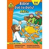 img - for Bible Dot-to-Dots! ABCs book / textbook / text book