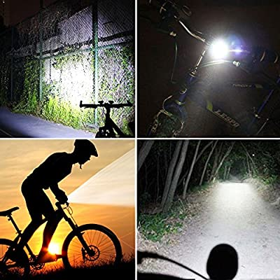 LED Headlamp Headlight and Hook Light
