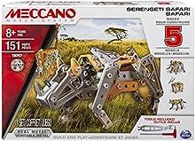 Comprar Meccano Serengeti Safari - Safari Multimodels 5 de septiembre Modelos
