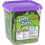 Laffy Taffy Candy Jar, Sour Apple, 145 Count