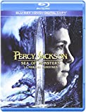 Percy Jackson: Sea of Monsters [Blu-ray] (Bilingual)