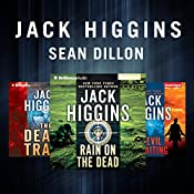 Jack Higgins - Sean Dillon Series: A Devil Is Waiting, The Death Trade, Rain on the Dead | Jack Higgins