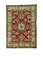 L'Eden del Tappeto Alfombra Uzebekistan Multicolor 104 x 147 cm