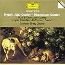 Mozart, W.A.: String Quartets K. 458