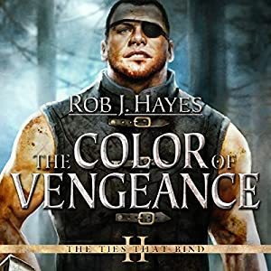 The Color of Vengeance Audiobook