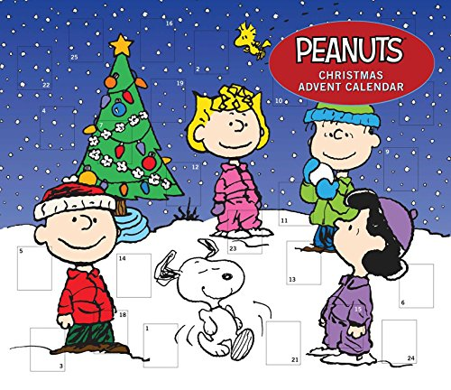 Peanuts Christmas Advent Calendar