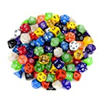 Wiz Dice GDIC-1000 100 Plus Pack of R...