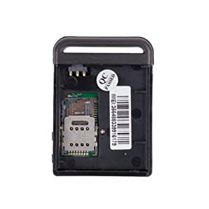 LtrottedJ Mini Vehicle GSM GPRS GPS Tracker Car Vehicle