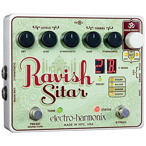 Electo-Harmonix Ravish Sitar Effect Pedal