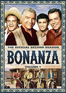 Bonanza: The Official Second Season, Vol. 1 from Paramount