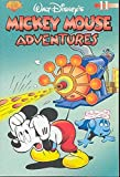 img - for Mickey Mouse Adventures Volume 11 (Disney's Mickey Mouse Adventures) (v. 11) book / textbook / text book