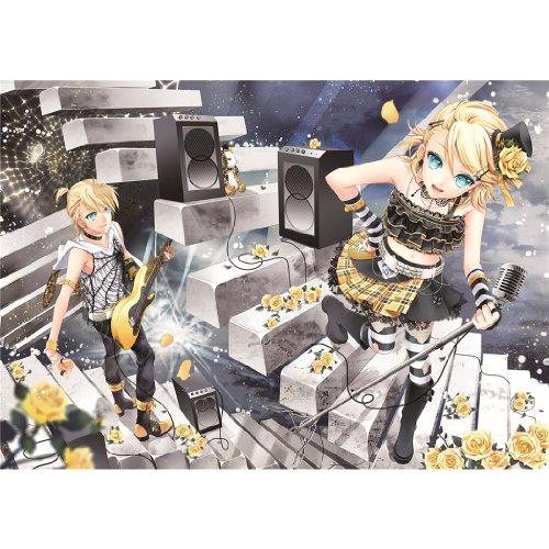 kagamine-rin-len-poster-on-silk-85cm-x-60cm-34inch-x-24inch-cartel-de-seda-8ac948