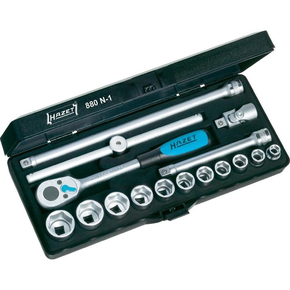 HAZET 880N1 Sechskant SteckschlüsselSatz  BaumarktKundenbewertung und Beschreibung