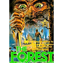 The Forest [VHS Retro Style] 1982