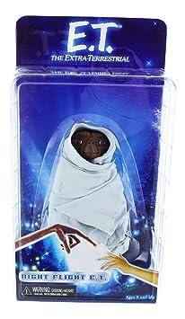 E.T. l'extra-terrestre Figurine Night Flight 18 cm Neca