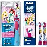 SPAR-SET: 1 Braun Oral-B Stages Power AdvancePower Kids...
