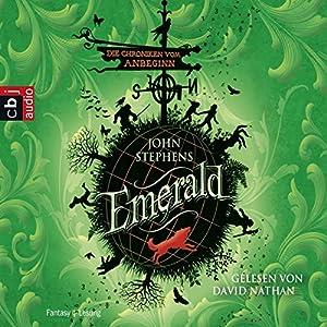 Emerald (Die Chroniken vom Anbeginn 1) Hörbuch