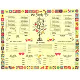 Our Family Tree Chart - Country Style