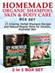 Homemade Organic Shampoo, Skin & Body...
