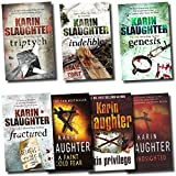 Karen Slaughter Karin Slaughter Collection 7 Books Set Fractured Genesis Triptych etc