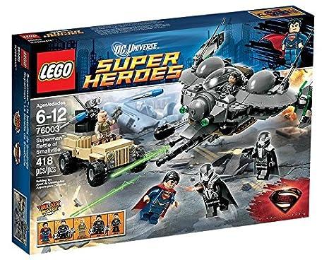 LEGO - A1303308 - Bataille Small Ville - Superhéros