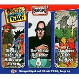 Die 01.Tkkg-Box/3er Box Folge 1-3