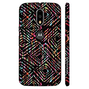 Enthopia Designer Hardshell Case Finding the Centre Back Cover for Motorola Moto G4, Moto G4 Plus