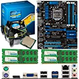 INTEL Core i7 3770K 3.5Ghz, ASUS P8Z77-V LX2 & 32GB 1600Mhz DDR3 RAM Bundle